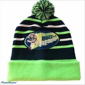 NWOT Disney Buzz Lightyear Toy Story 4 Knit Hat